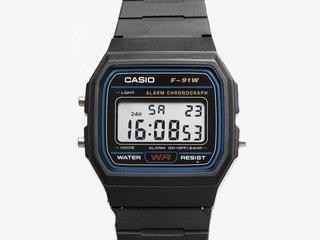 Часы от популярного японского бренда Casio