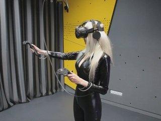 франшиза виртуального VR-клуба